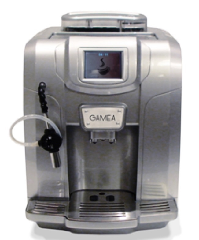 GAMEA Revo Cappuccino Machine - Silver